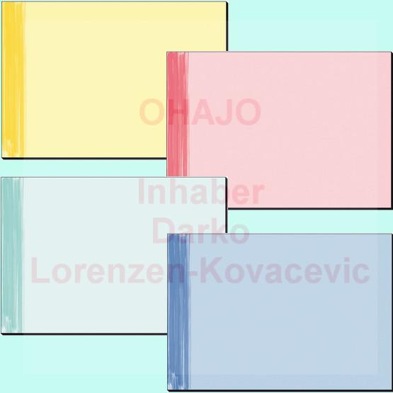 sigel papier schreibunterlage farbe frei w hlbar 595 x 410 mm blanko 30blatt. Black Bedroom Furniture Sets. Home Design Ideas